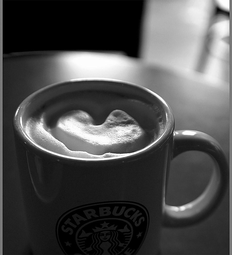 ...Eine Tasse Sehnsucht...
