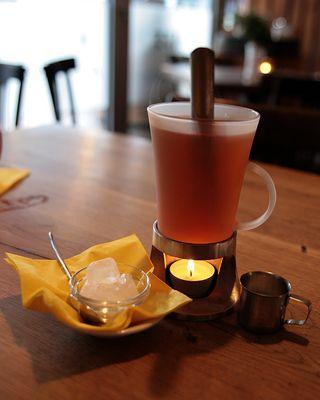 eine tasse tee - so schön kann urlaub sein!