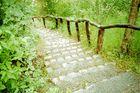 Eine Treppe für CAROLINE
