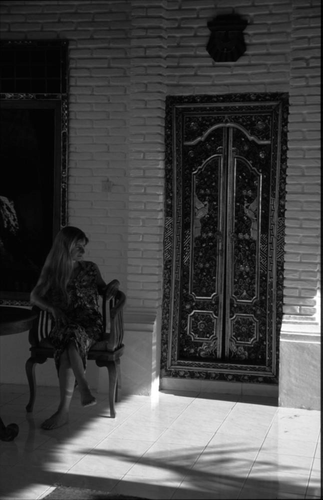 Eine Tür ins Paradies