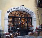 Eine vermischte Warenhandlung in Wien