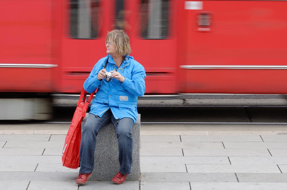 Eine Villacherin in Wien