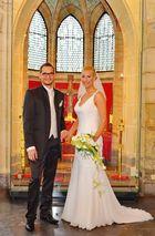 Eine weiße Hochzeit !