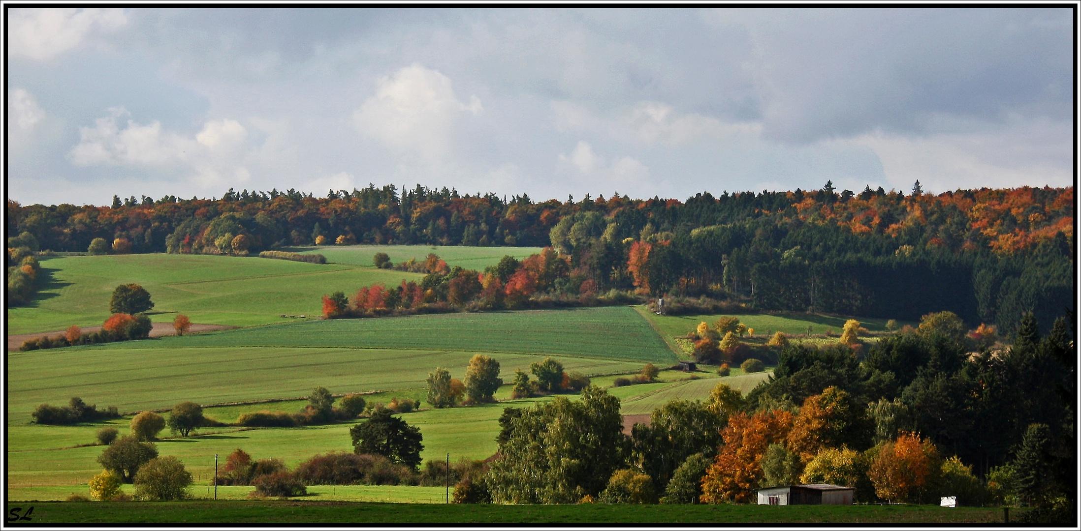 Eine weitere Herbstimpression aus Usingen ;-)