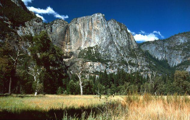 Eine weitere Postkarte aus dem wunderschönen Yosemite Valley