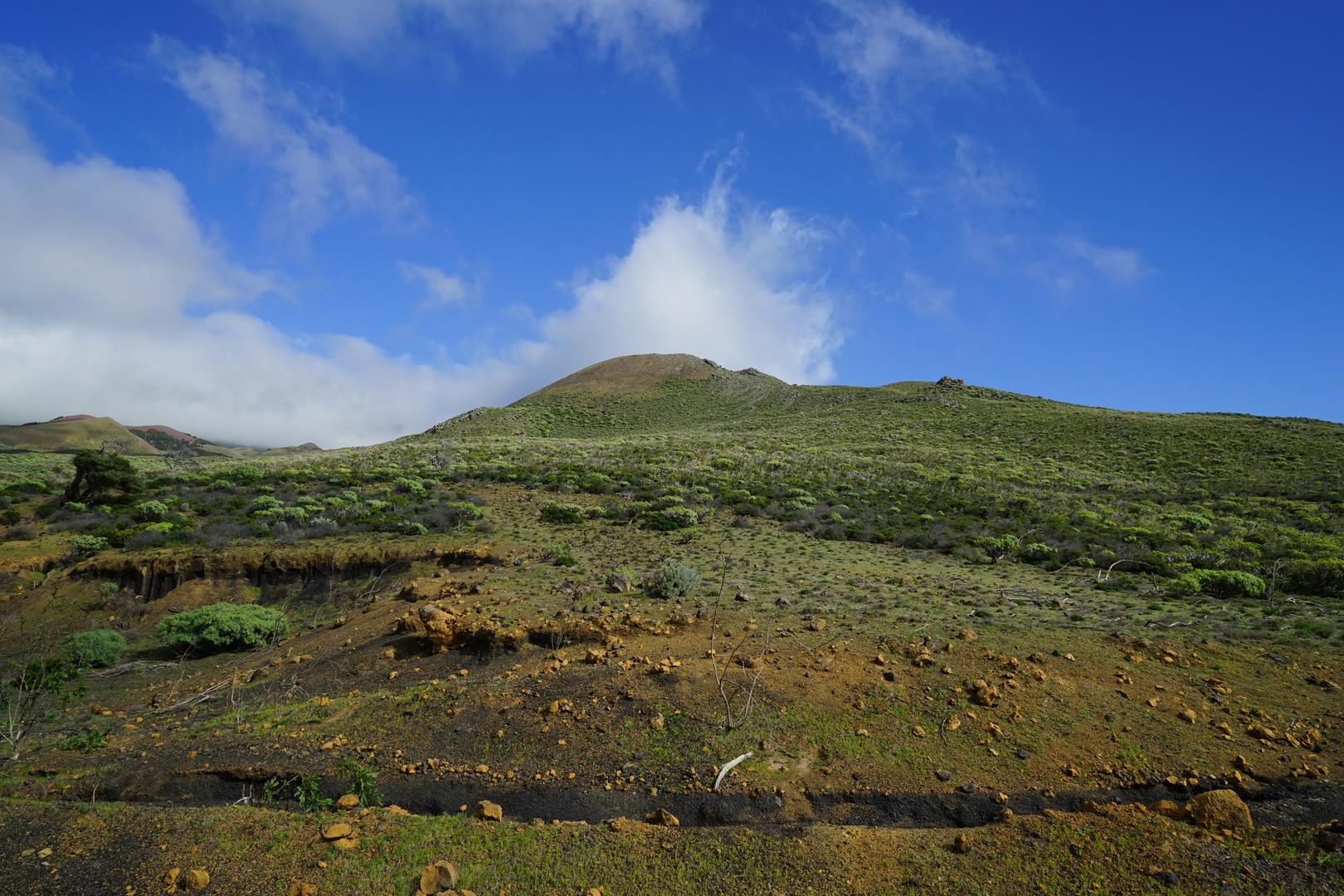 Eine wilde einsame Landschaft ... faszinierendes El Hierro