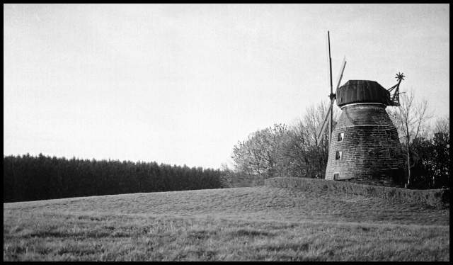 eine windmühle O_O