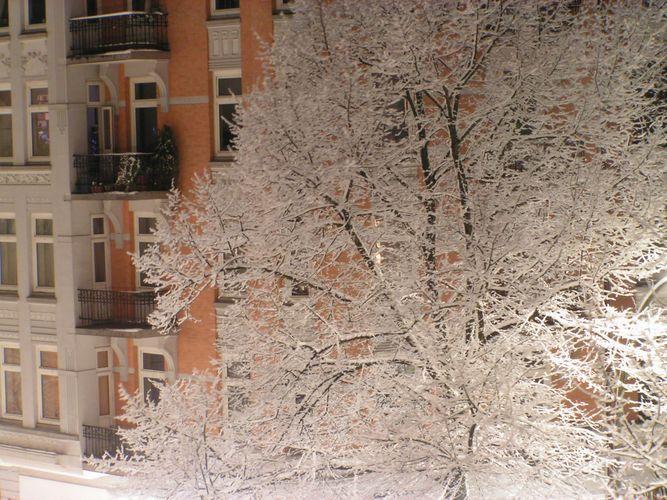 Eine winter nacht in Hamburg 4