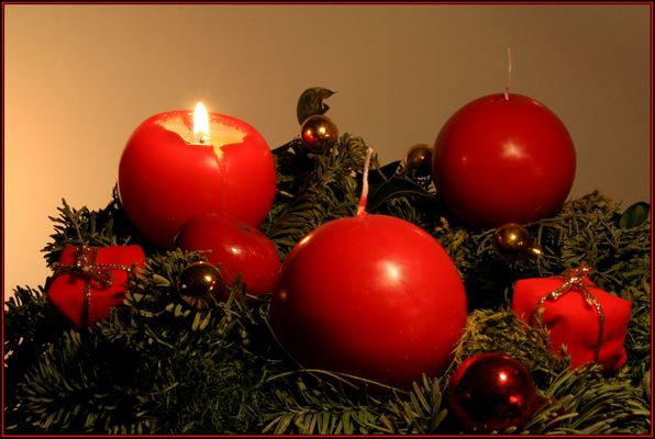 eine wunderschöne Adventszeit ....