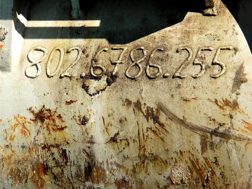 Eine Zahl im Eisen
