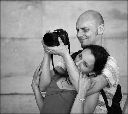 Einen Fotograf lieben...