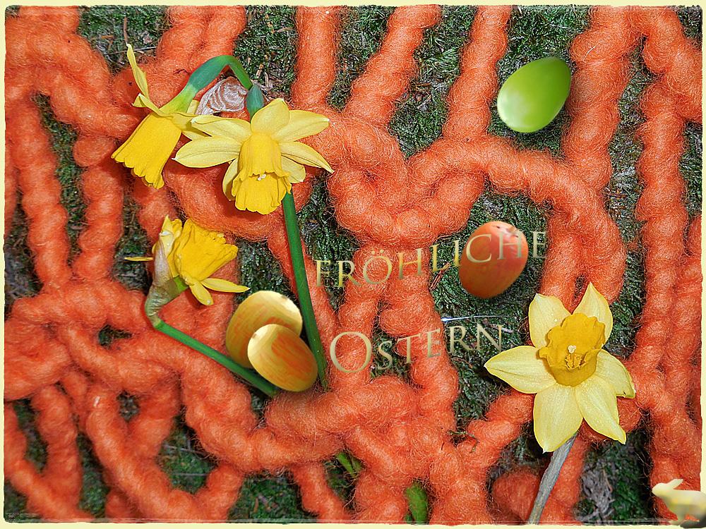 Einen fröhlichen Ostermontag!