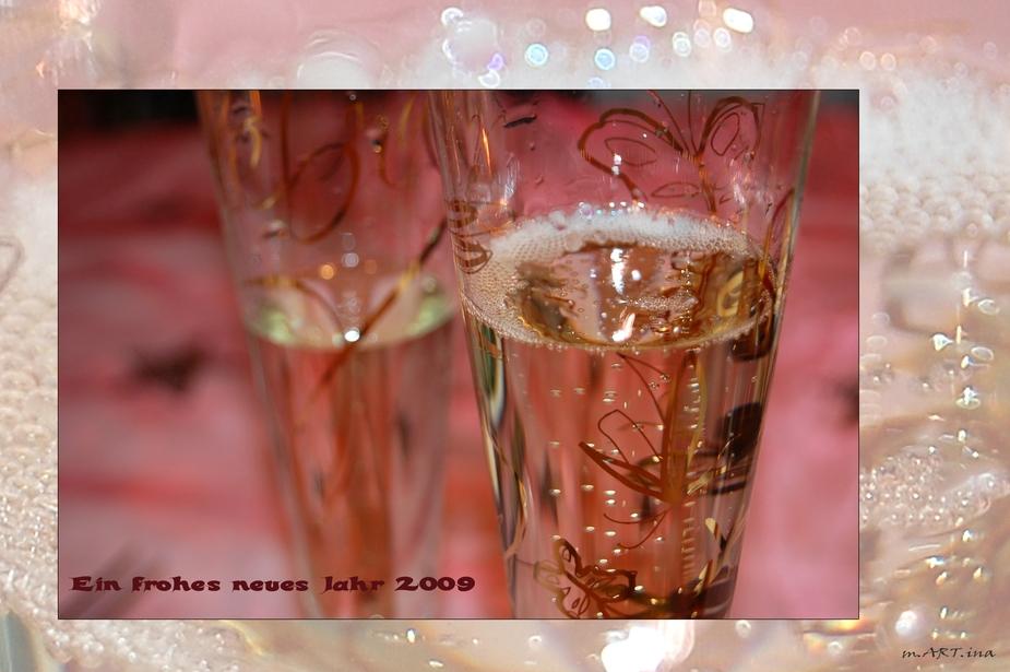 Einen guten Rutsch und ein frohes neues Jahr....