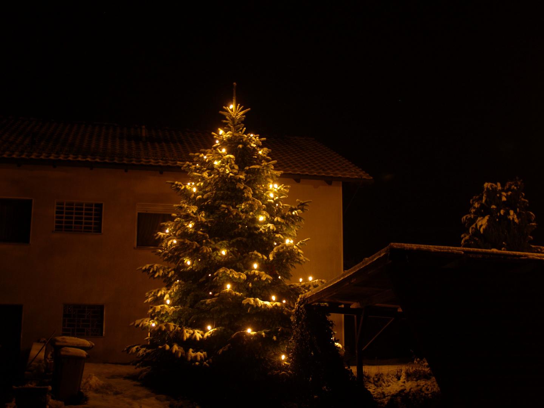Einen schöne ersten Advent wünsche ich allen