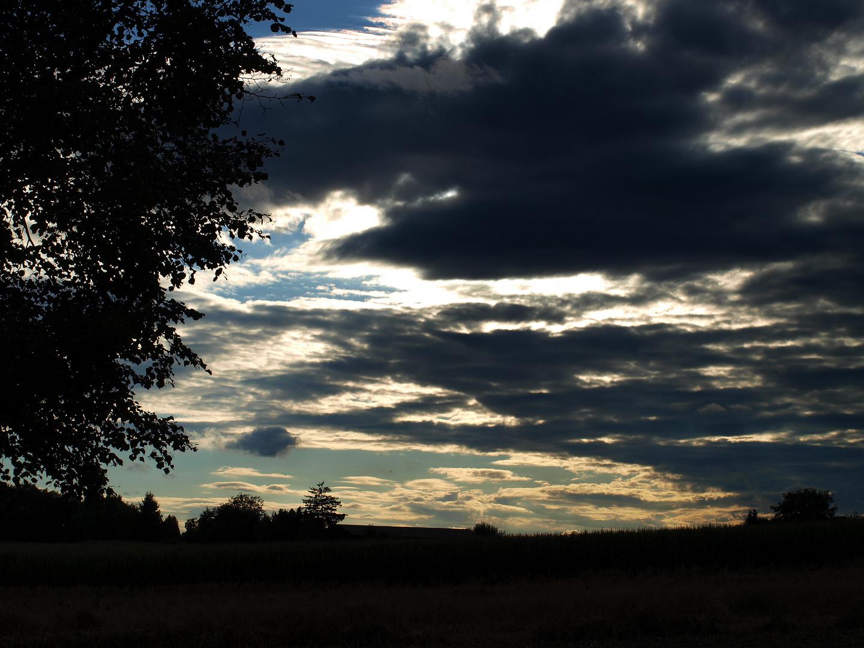 Einen spannenden Himmel