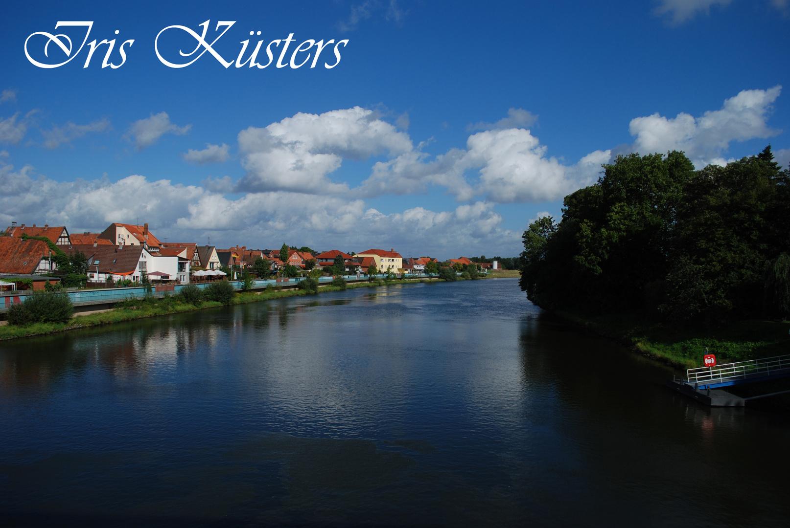 Einen Tag an der Weser