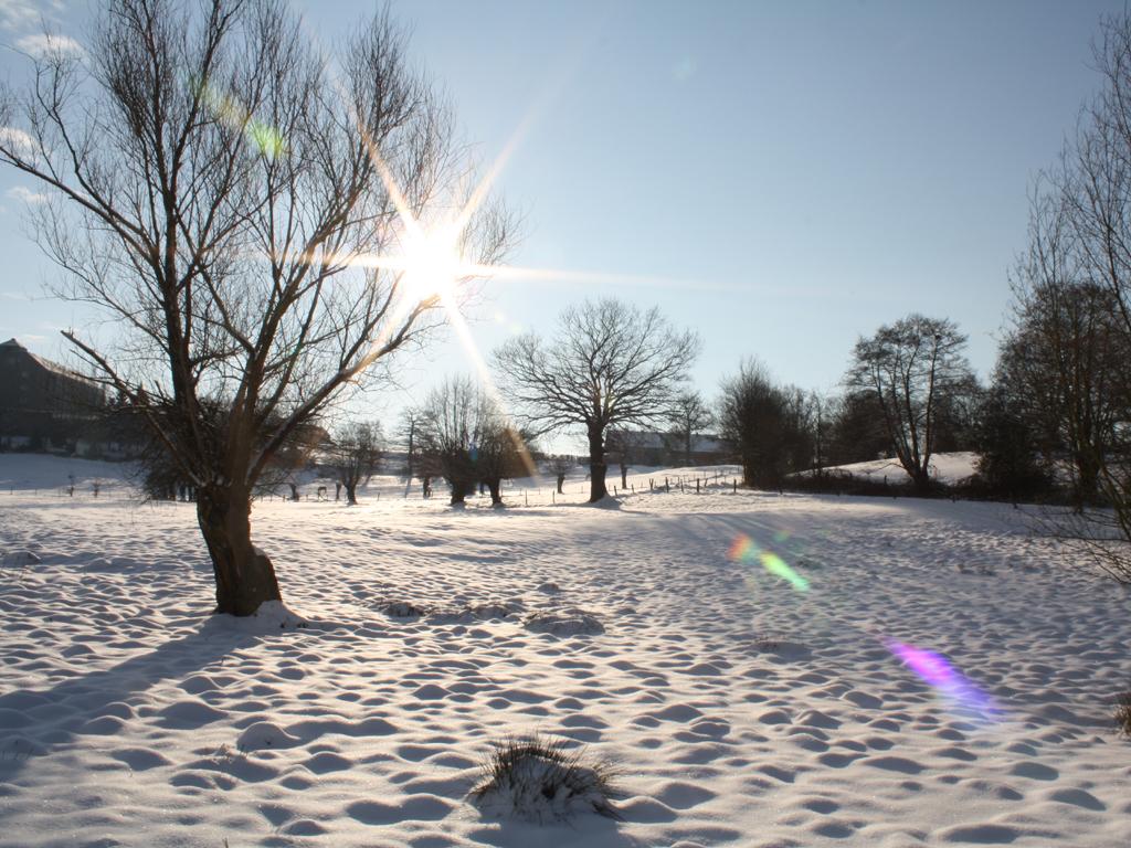 einen Winter ...