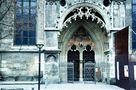 einer der Eingänge des Ulmer Münsters von SINA