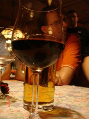 Einer trinkt Wein, einer trinkt Bier...