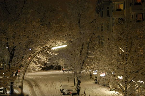 Eines Abends im Winter