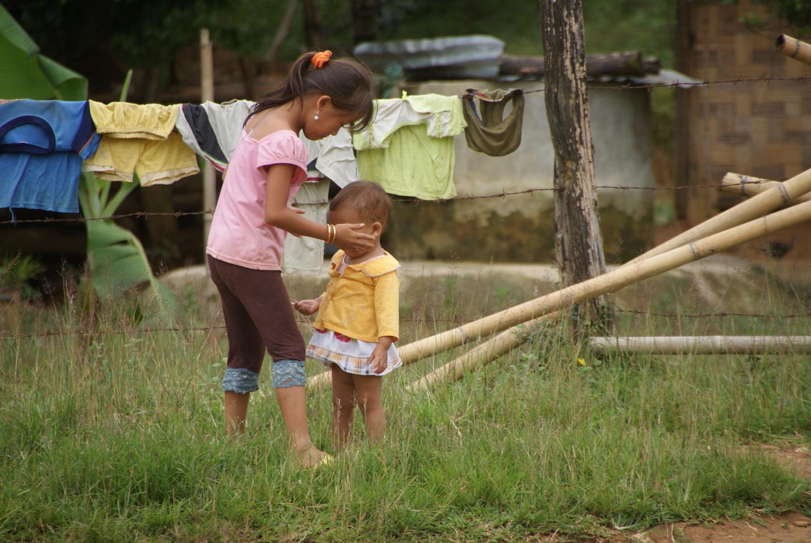 eines meiner lieblingsfotos nahe vang vieng, laos 2010