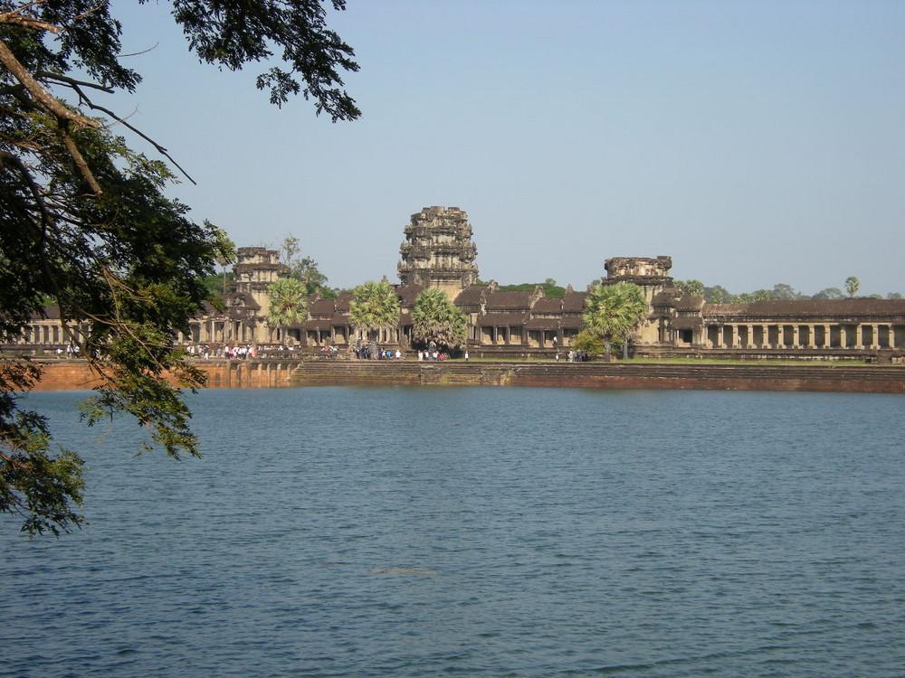 Einfach beeindruckend: Angkor Wat