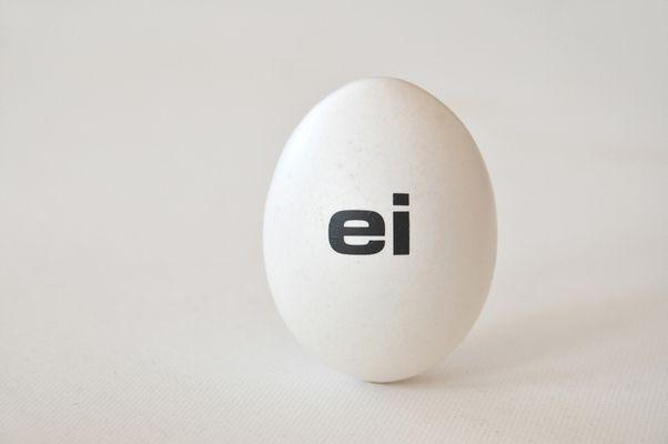 einfach ein ei