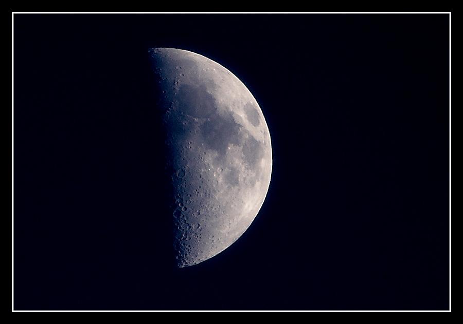 Einfach Mond