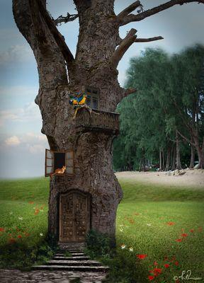 einfach nur Baum..........oder wie?