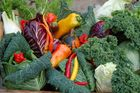 einfach nur Gemüse