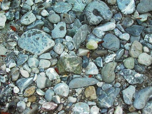 Einfach nur Steine