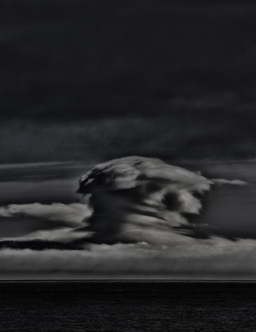 einfach nur wolken ...