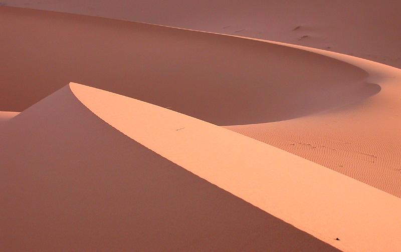 einfach Sand