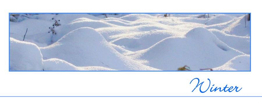 Einfach Schnee