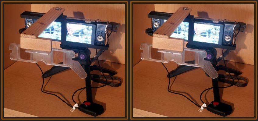 Einfacher 3D Betrachter für Gespann