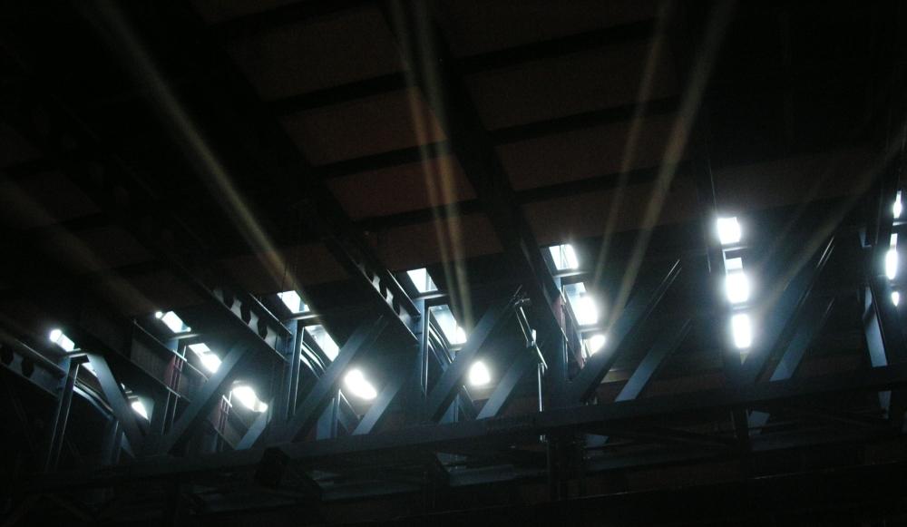 Einfallendes Licht