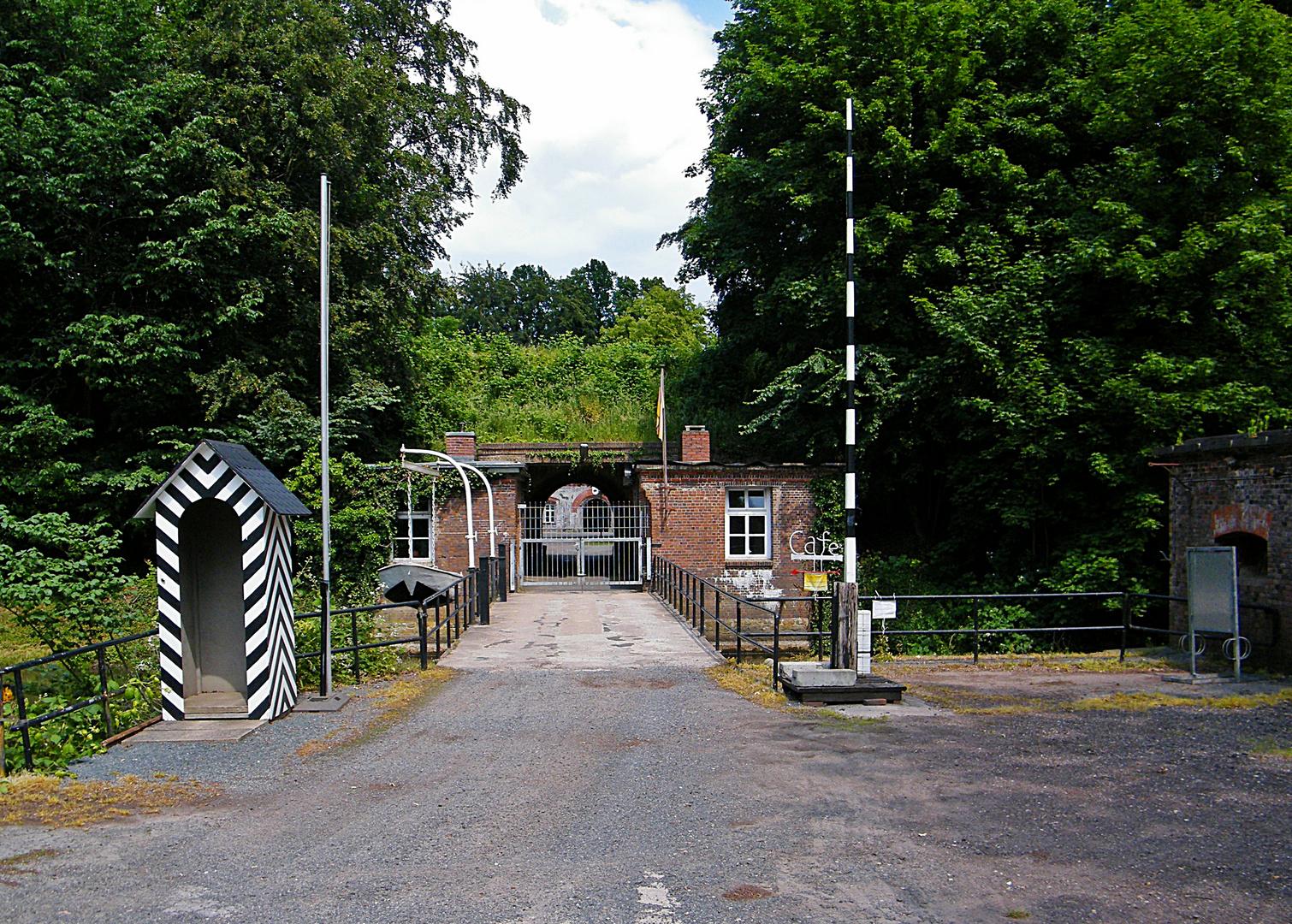 Eingang Grauerort