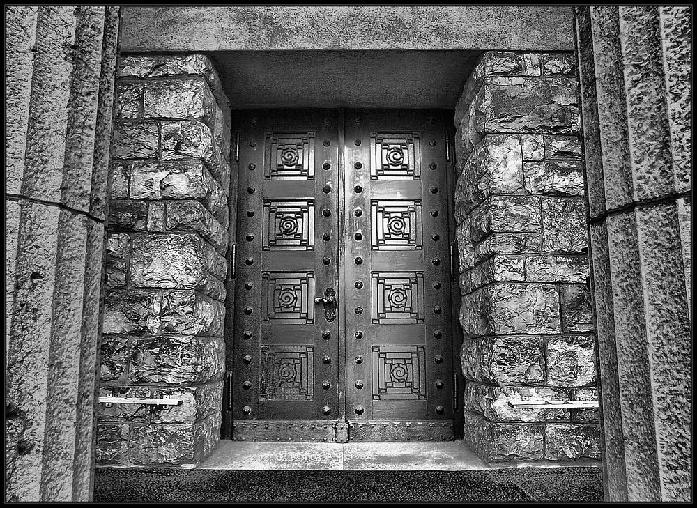 Eingang oder Ausgang?