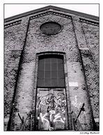 Eingang Schachthalle-Tomson-Bock--Input shaft house Tomson-Bock