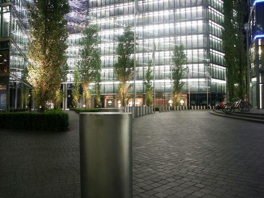 Eingang Sony-Center, Berlin