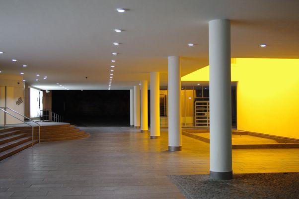 Eingang Tiefgarage - Düsseldorf