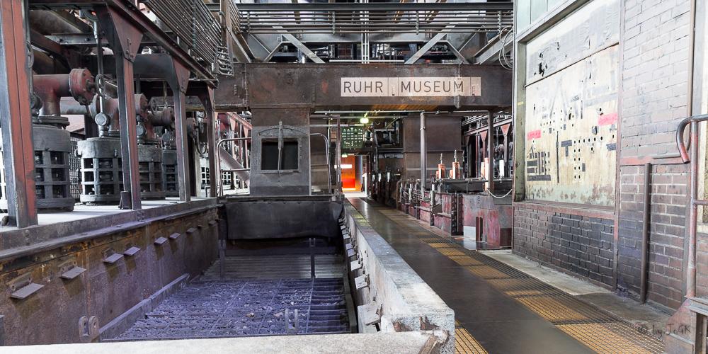 Eingang zum Museum