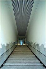 Eingang zum Stiegenhaus