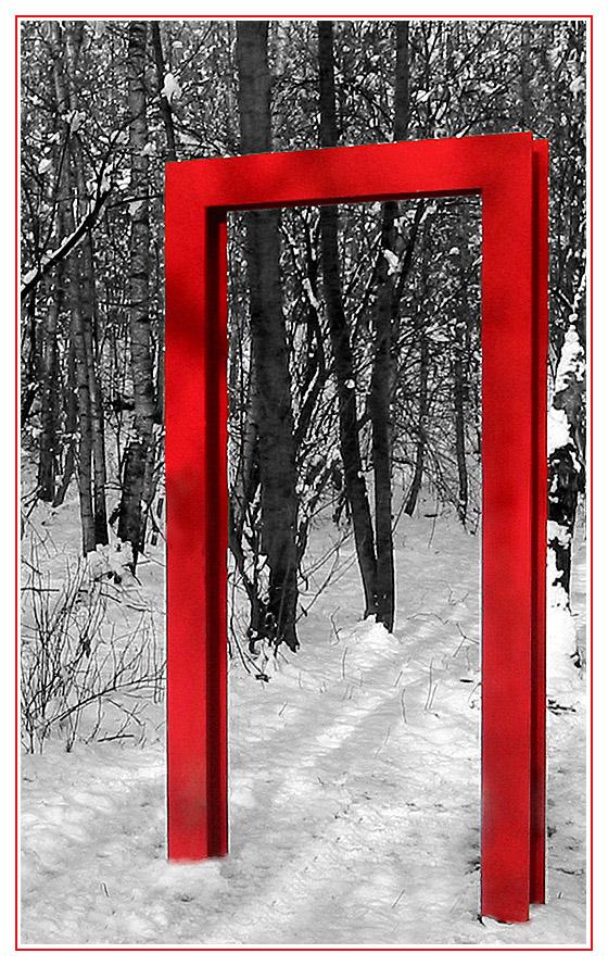 EIngang zum Winter... by P H
