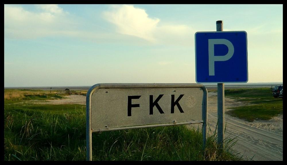 ...eingeparkt...