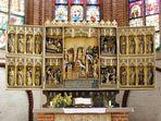 Einhornaltar der Katharinenkirche