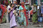 Einkaufsbummel auf dem Bazar in Jodhpur