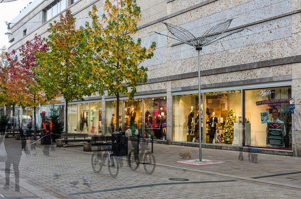Einkaufsbummel in Wiesbaden