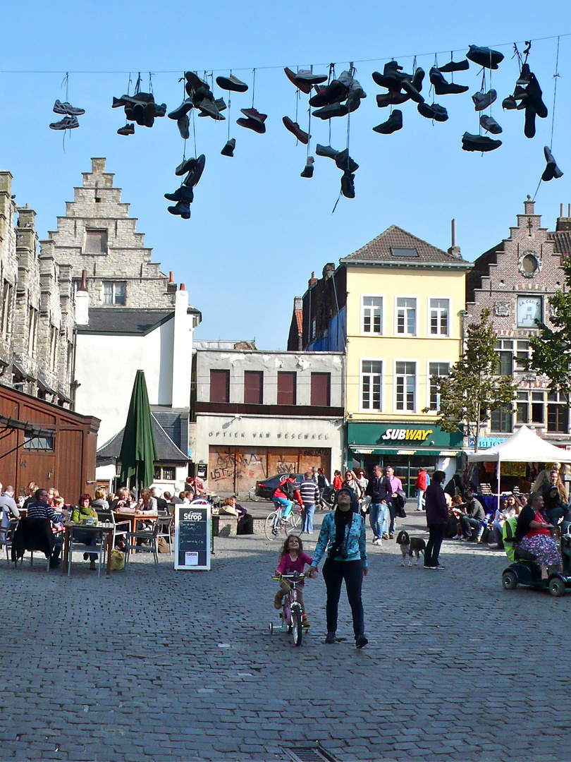 Einkaufsstadt Gent - Bild 27