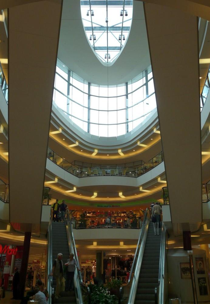 Einkaufszentrum Hamburg Harburg